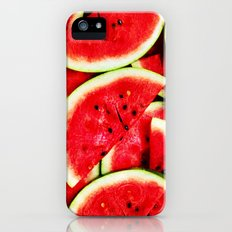 Watermelon - for iphone Slim Case iPhone (5, 5s)