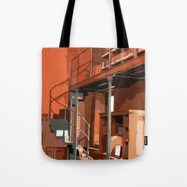 Boston Public Library, Boston, MA Tote Bag