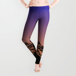 Athabasca Mountain Graphic Leggings