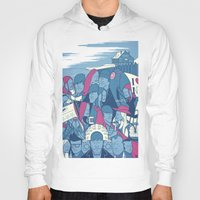 eternal sunshine of the spotless mind Hoodies featuring Eternal Sunshine of the Spotless Mind by Ale Giorgini