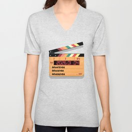 Showtime Unisex V-Neck