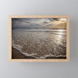 Atlantic Sunrise Framed Mini Art Print