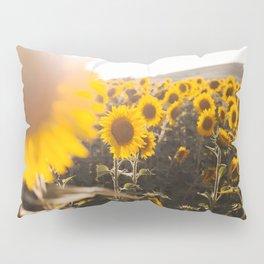 Sunflower's Season (III) Pillow Sham
