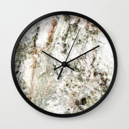 Multi color marble Wall Clock