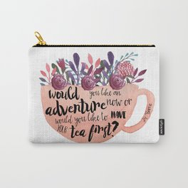 Adventure Or Tea Carry-All Pouch