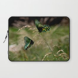 Swallowtail Butterflies Laptop Sleeve