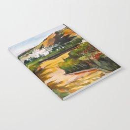 Gardens of La Alhambra Notebook
