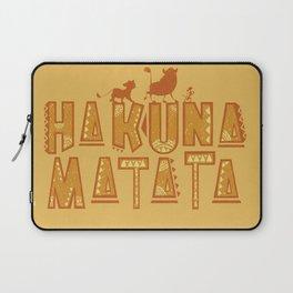 Hakuna Matata! Laptop Sleeve