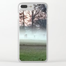 Here comes the Fog Clear iPhone Case