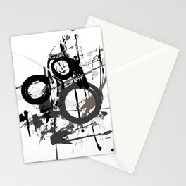 Enso Groove by Kathy Morton Stanion Stationery Cards