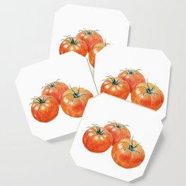 Three Tomatoes Coaster