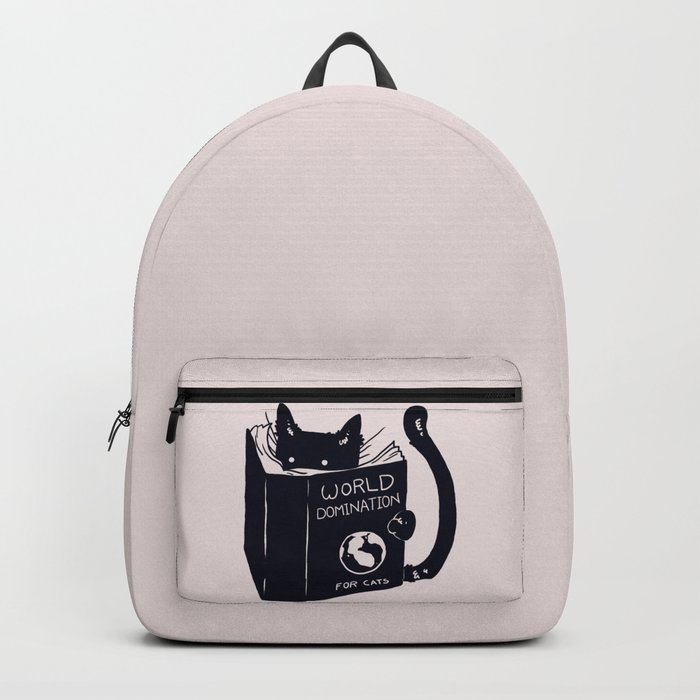 World Domination For Cats Backpack