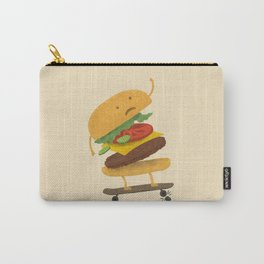 Burger Wipe-out Carry-All Pouch