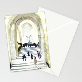 Musee du Louvre - Winged Victory Stationery Cards