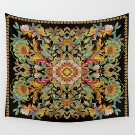 Dance Between Fire Now! Wall Tapestry