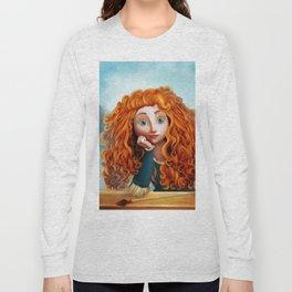 Merida The Brave Long Sleeve T-shirt