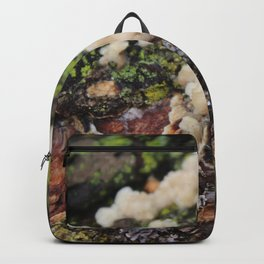 Fungus on a Log Backpack