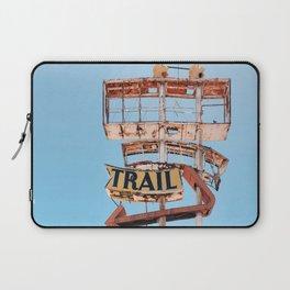 Vintage Neon Sign - The Spanish Trail -  Tucson Laptop Sleeve