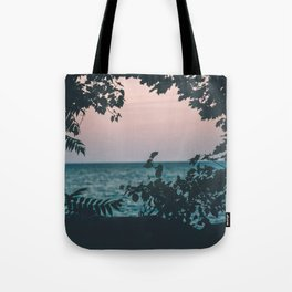 Hidden Paradise Tote Bag