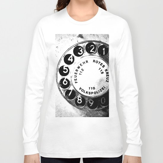 Telefon Long Sleeve T-shirt