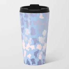SAFARI LIGHT BLUE Travel Mug