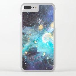 CC137 Clear iPhone Case