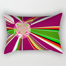 A burst of hope Rectangular Pillow
