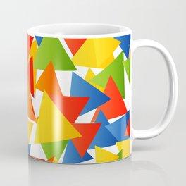 Triangle storm Coffee Mug