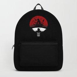 Uchiha Clan Silhouette Backpack