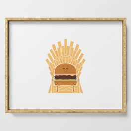 Game of Fries Serving Tray