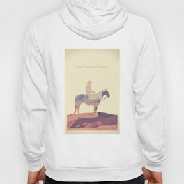 Never Settle Hoody