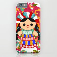 Maria 6 (Mexican Doll) iPhone 6s Slim Case