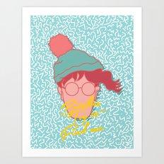 OG Art Print