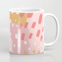 Abstract Pattern Mix Coffee Mug