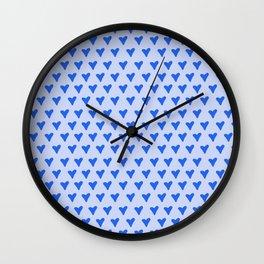 Cold Little Heart Wall Clock