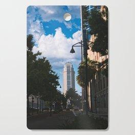 Downtown Orlando Cutting Board