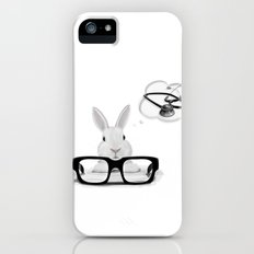 I Want To Be A Doctor iPhone (5, 5s) Slim Case