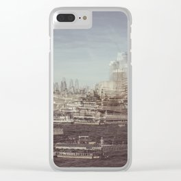 Layers of London 2 Clear iPhone Case