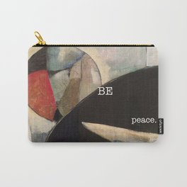 may you be peace. Carry-All Pouch