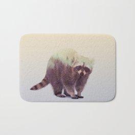 Little Ones: Raccoon Bath Mat