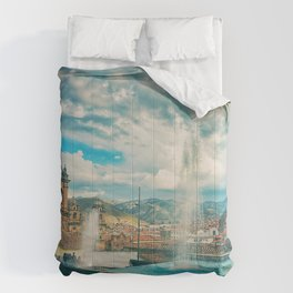 Cusco Peru Comforters