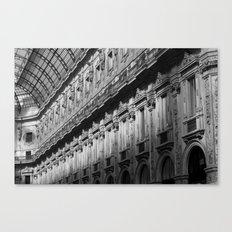 Galleria Vittorio Emanuele Canvas Print