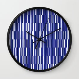 barcode2 Wall Clock