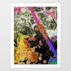 in rust we trust pt. 2 Art Print