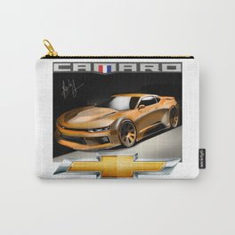 sports Collection & accessories - Camaro Monster Carry-All Pouch