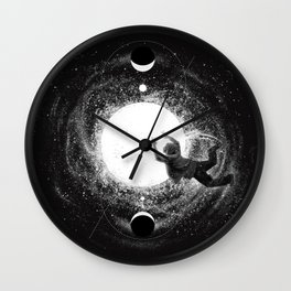 Light burst Wall Clock