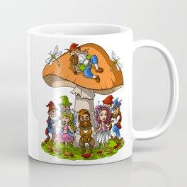 Hippie Gnomes Coffee Mug