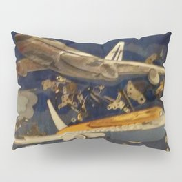 Trump's Safe American Skies Pillow Sham
