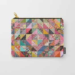 Grandma's Quilt Carry-All Pouch