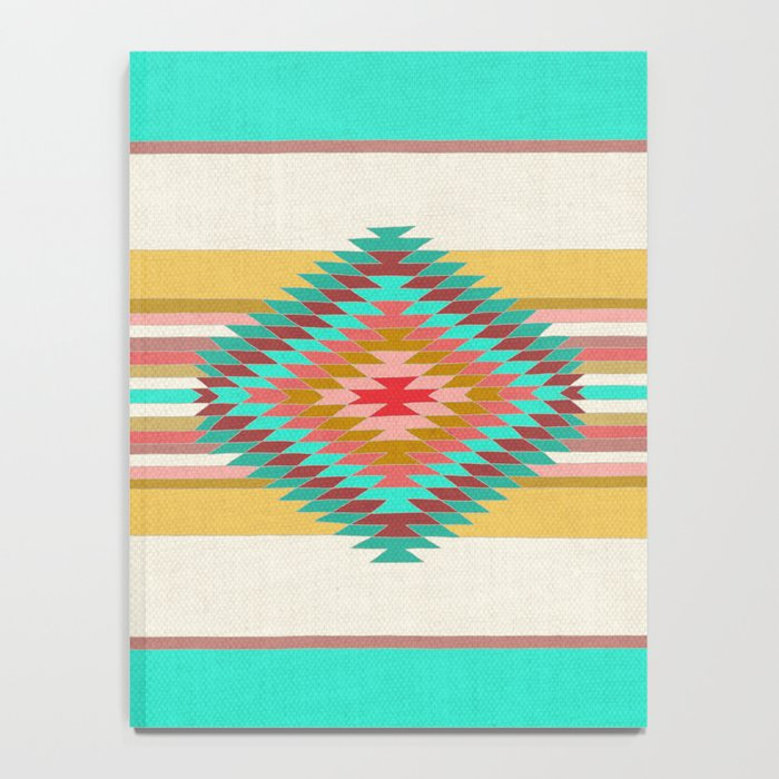 FIESTA (teal) Notebook